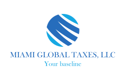 logo MIAMI GLOBAL TAXES, LLC